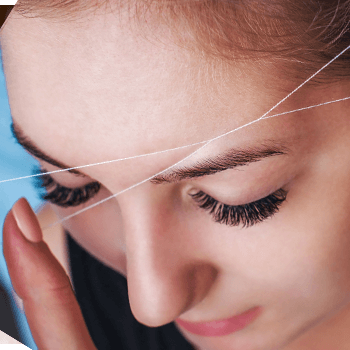 Waxing, Threading & EyeLashes - The Makeover Place
